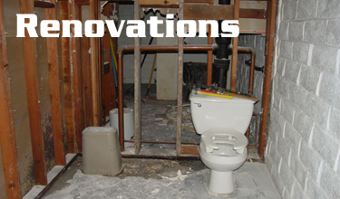 Portable Bathrooms for Renovations