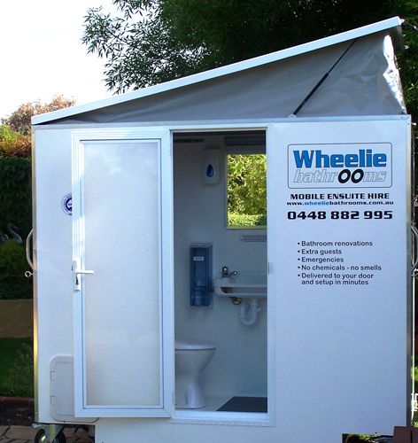 Mobile Ensuite Hire in Melbourne and Geelong