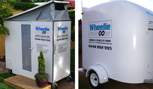 Wheelie Bathrooms Mobile Bathrooms